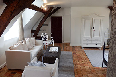 Chambre Aout main room Loire valley Bed and Breakfast B&B France